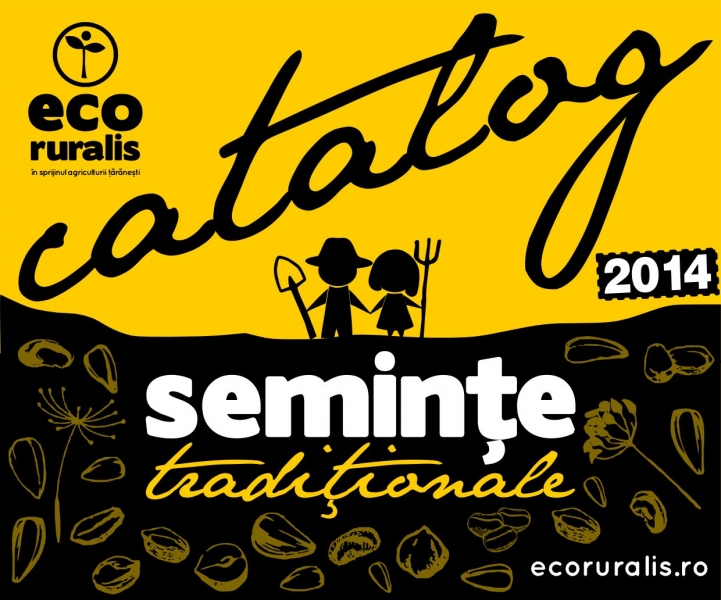 Catalog seminte traditionale Eco Ruralis